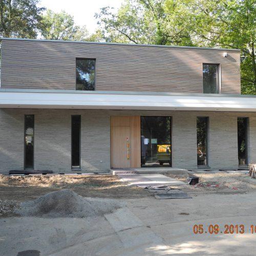 BQÜ- Neubau 1-Fam.Haus mit Tiefgarage