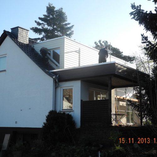 Sanierung/ Umbau/ Erweiterung 1- Familienhaus