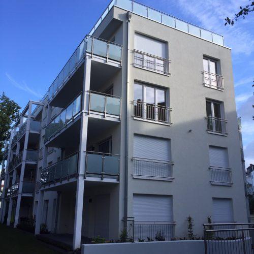 BQÜ- Neubau Mehrfamilienhaus in Hannover