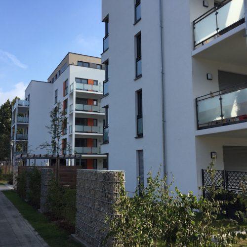 Projektsteuerung für den Neubau von 6 Mehrfamilienhäusern