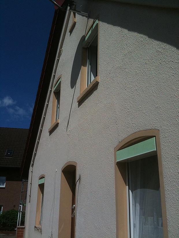 Energetische Sanierung 1-Fam. Haus in Laatzen