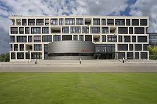 Neubau Bürogebäude: Rossmann Hauptverwaltung