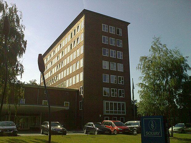 Energieberater Nichtwohngebäude Solvay