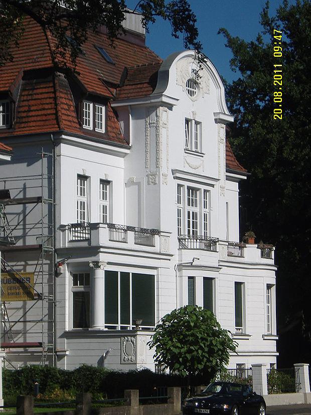 Sanierung/ Umbau Jugendstilvilla