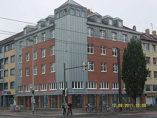 Umbau/ Sanierung Wohn- und Geschäftshaus