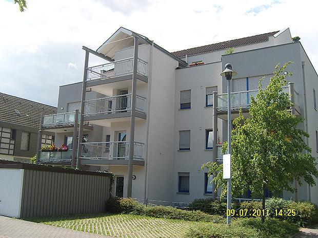 Neubau 4 Mehrfamilienhäuser