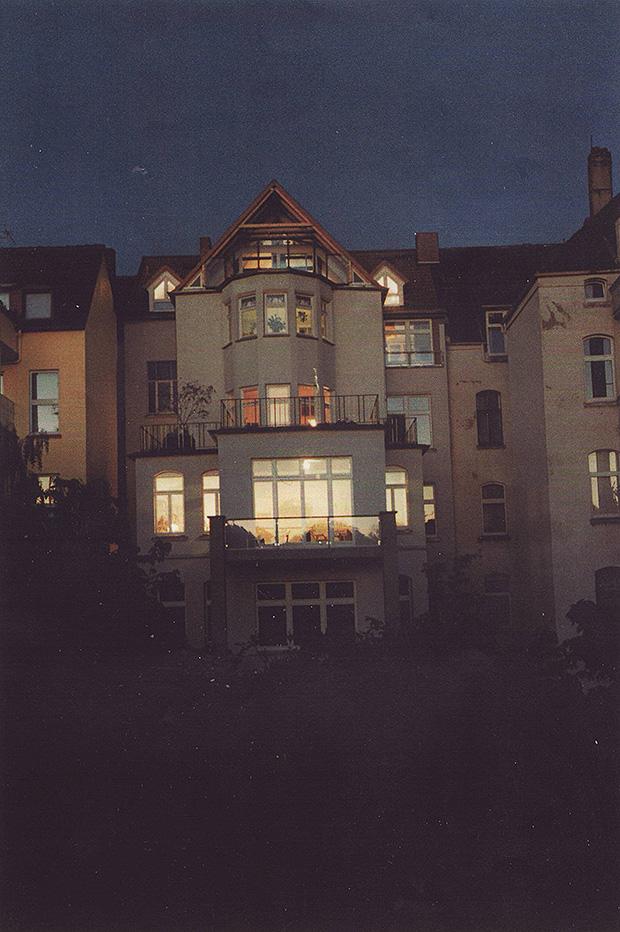 DG- Ausbau und Fassadensanierung Mehrfamilienhaus