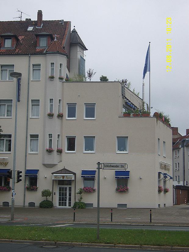 Hotelerweiterung in Hannover